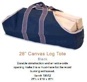 CanvasLogTote